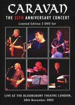 Rent Caravan: 35th Anniversary Concert Online DVD Rental