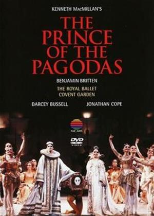 Rent The Prince of the Pagodas Online DVD Rental