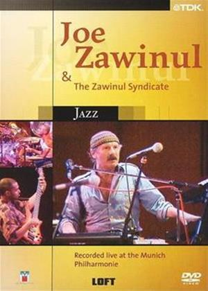Rent Joe Zawinul and the Zawinul Syndicate: Live at the Munich Philharmonie Online DVD Rental