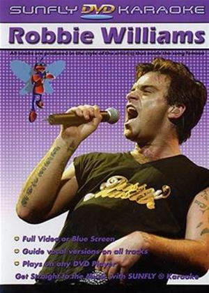Rent Sunfly Karaoke: Robbie Williams Online DVD Rental