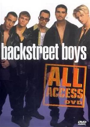Rent Backstreet Boys: All Access Online DVD Rental