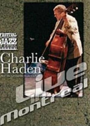 Rent Charlie Haden and the Liberation Music Orchestra: Live in Montreal Online DVD Rental