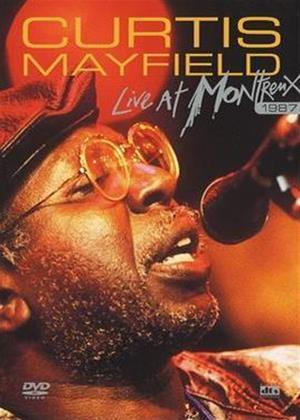 Rent Curtis Mayfield: Montreux 1987 Online DVD Rental