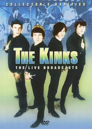 Rent The Kinks: The Live Broadcasts Online DVD Rental