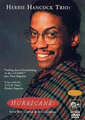 Rent Herbie Hancock Trio: Hurricane Online DVD Rental