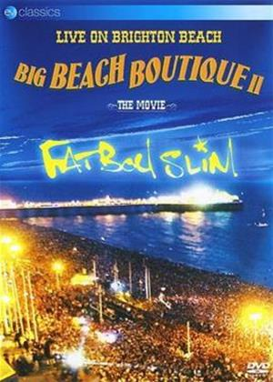 Fatboy Slim: Big Beach Boutique II: The Movie Online DVD Rental