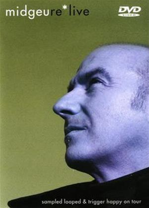 Rent Midge Ure and Band: Live, Sampled, Looped and Trigger Happy On Online DVD Rental