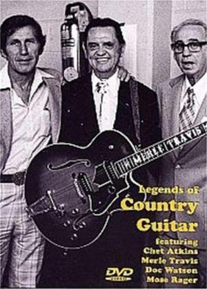 Rent Legends of Country Guitar Online DVD Rental