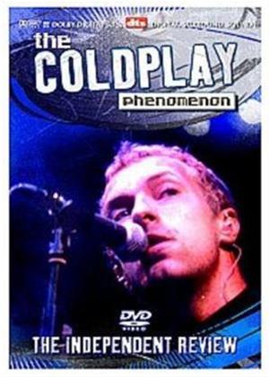 Rent The Coldplay Phenomenom Online DVD Rental