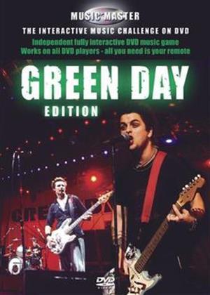 Rent Green Day: Music Master Online DVD Rental