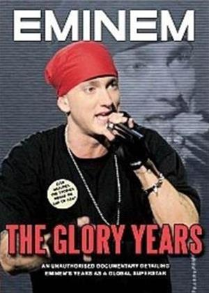 Rent Eminem: The Glory Years Online DVD Rental