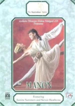 Rent Manon: The Australian Ballet Online DVD Rental
