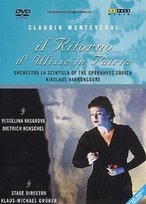 Rent Monteverdi: Il Ritorno D'Ulisse in Patria Online DVD Rental