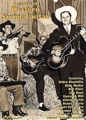 Rent Legends of Western Swing Guitar Online DVD Rental