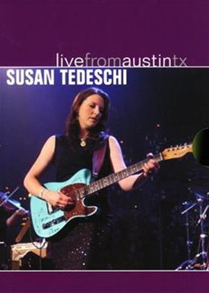 Rent Susan Tedeschi: Live from Austin TX Online DVD Rental