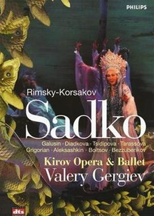 Rent Rimsky-Korsakov: Sadko Online DVD Rental