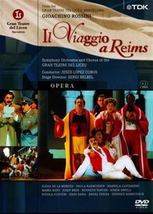 Rent Rossini: Il Viaggio a Reims Online DVD Rental