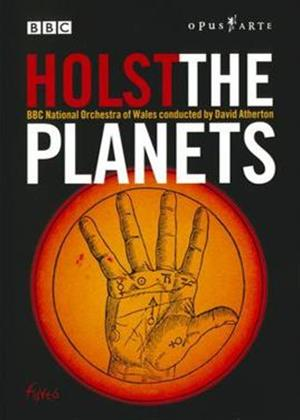 Rent Holst: The Planets Online DVD Rental