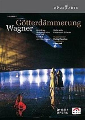 Rent Wagner: Gotterdammerung: Het Muziektheater Amsterdam Online DVD Rental