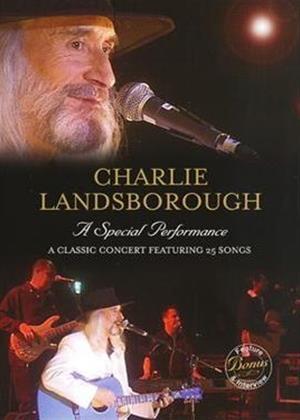 Rent Charlie Landsborough: A Special Performance Online DVD Rental