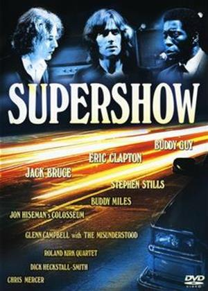 Rent Supershow Online DVD Rental