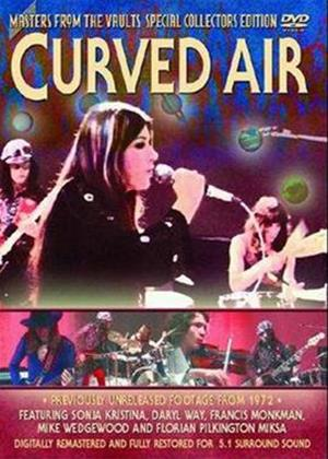 Rent Curved Air: Masters from the Vault Online DVD Rental