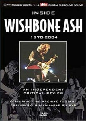 Rent Wishbone Ash: Inside Online DVD Rental