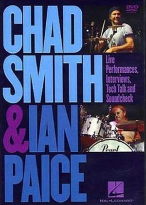Rent Chad Smith and Ian Paice: Live Online DVD Rental