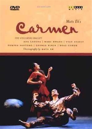 Rent Mats Ek's: Carmen Online DVD Rental