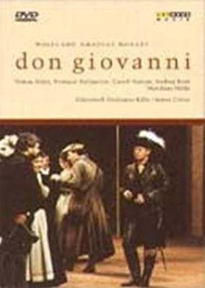 Rent Mozart: Don Giovanni: Gurzenich Orchestra Online DVD Rental