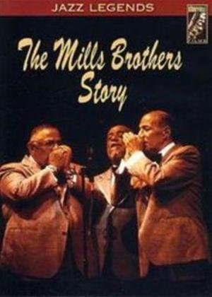 Rent The Mills Brothers Story Online DVD Rental