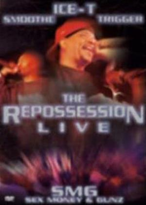 Rent Ice-T: Repossession: Live Online DVD Rental