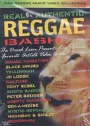 Rent Real Authentic Reggae Bash Online DVD Rental