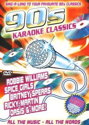 Rent 90's Karaoke Classics Online DVD Rental