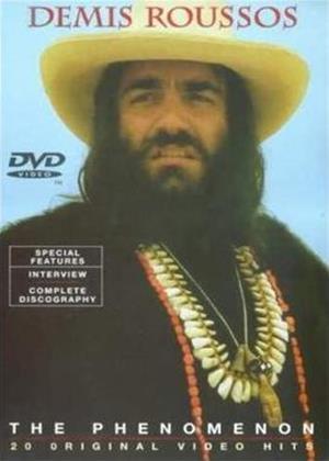 Rent Demis Roussos: The Phenomenon Online DVD Rental