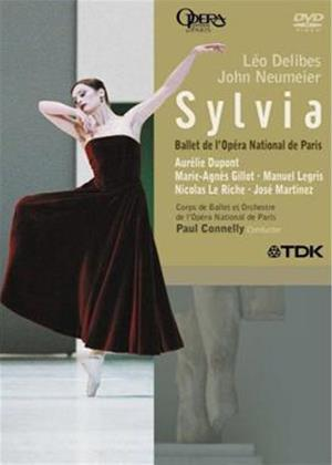 Rent Sylvia: Delibes and Neumeier Online DVD Rental