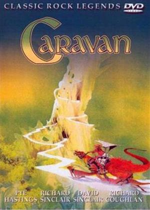 Rent Caravan: Live in Nottingham Online DVD Rental