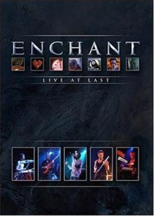 Rent Enchant: Live at Last Online DVD Rental