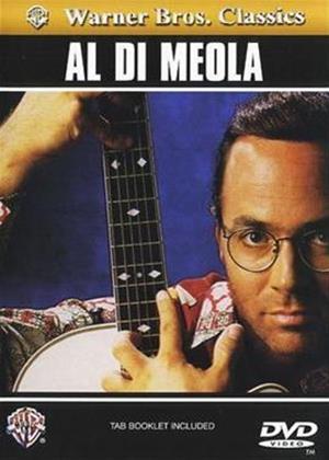 Rent Al Di Meola: Guitar Online DVD Rental