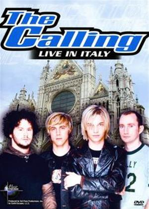 Rent The Calling: Live in Italy Online DVD Rental