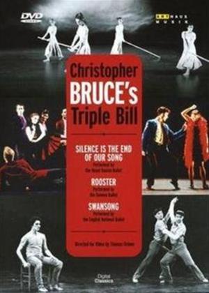 Rent Christopher Bruce's Triple Bill Online DVD Rental