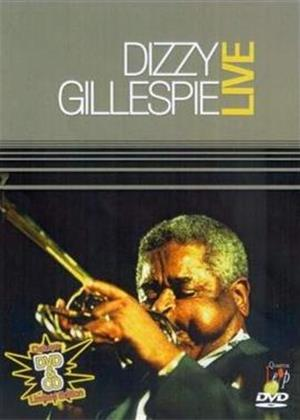 Rent Dizzy Gillespie: Live Online DVD Rental