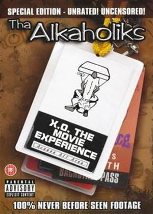 Rent The Alkaholiks: X.O. the Movie Experience Online DVD Rental