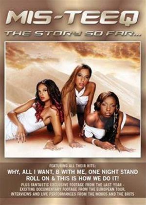 Rent Mis-Teeq: The Story so far Online DVD Rental