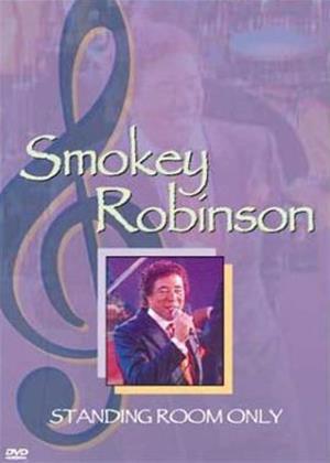 Rent Smokey Robinson: Standing Room Only Online DVD Rental