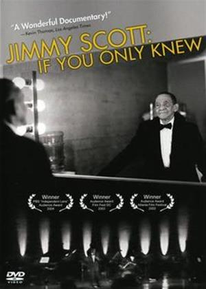 Rent Jimmy Scott: If Only You Knew Online DVD Rental