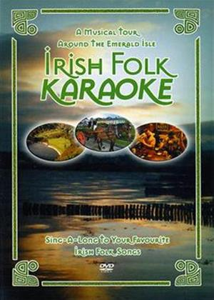Rent Irish Folk Karaoke Online DVD Rental