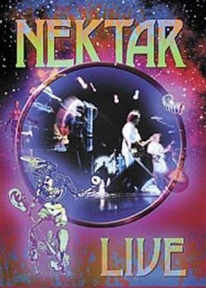 Rent Nektar: Live Online DVD Rental