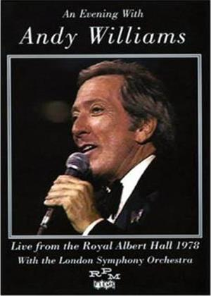 Rent Andy Williams: An Evening with Andy Williams Online DVD Rental