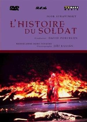 Rent L'Histoire Du Soldat Online DVD Rental